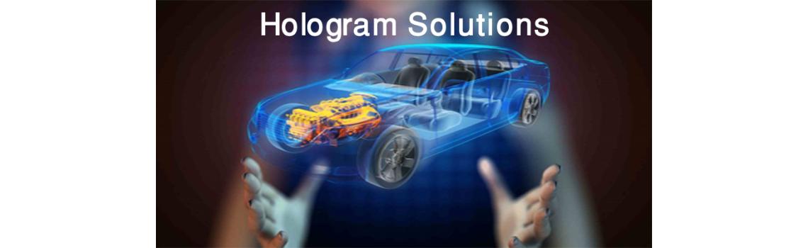 السبورة الذكية Hologram-Solution