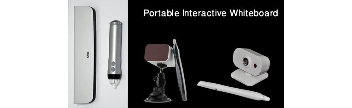 السبورة الذكية Portable-Interactive-Whiteboards