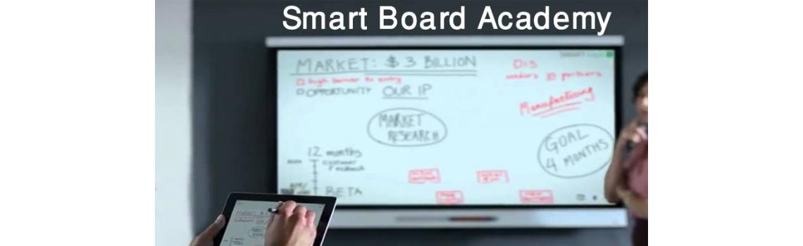 السبورة الذكية smart-board-Academy